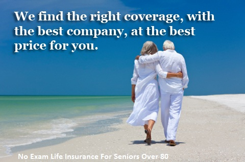 No Exam Life Insurance For Seniors Over 60 [Instant Quotes] Enchanting No Exam Life Insurance Quote